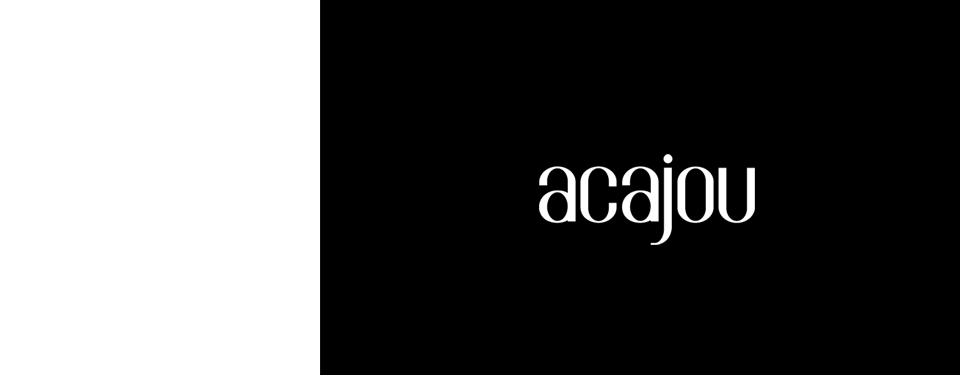 Acajou Branding