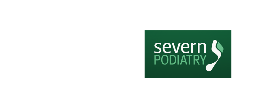 Severn Podiatry Branding